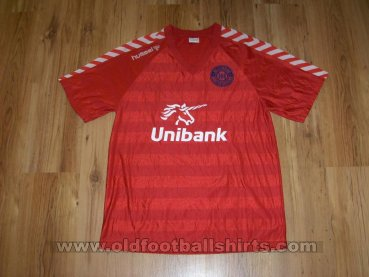 Helsingioro IF Home football shirt (unknown year)