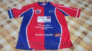 Atletico Cihuatlan Home voetbalshirt  (unknown year)