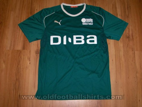 Naestved BK Home camisa de futebol (unknown year)