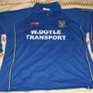 Port Talbot football shirt 2001 - 2002