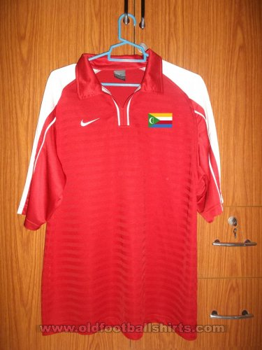 Comoros Away football shirt 2009 - 2010