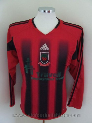 Andover FC Home football shirt (unknown year)