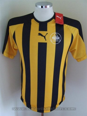 Aarhus Fremad Home football shirt (unknown year)