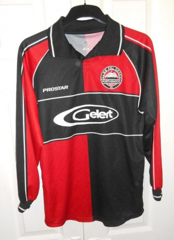 Porthmadog Home baju bolasepak (unknown year)