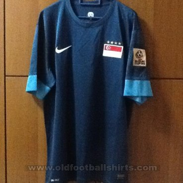 Singapore Away baju bolasepak 2012 - 2014