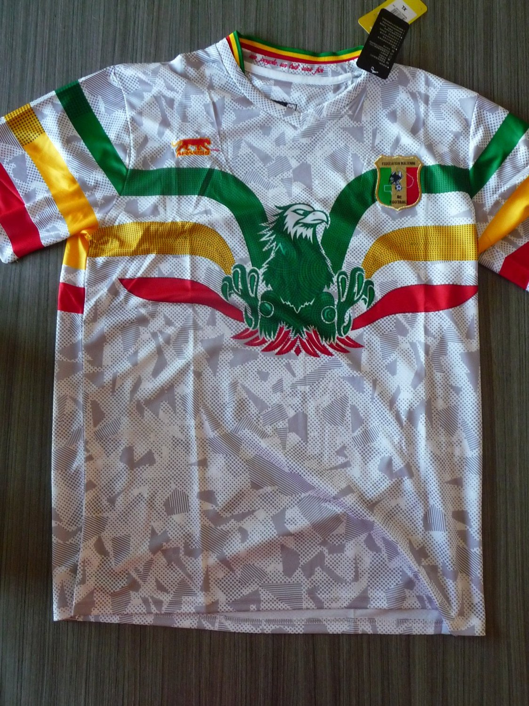 Mali Away football shirt 2019 - 2020.