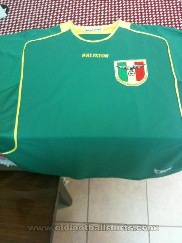 Mali  Home football shirt 2004 - ?
