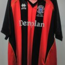 Winchester City Maillot de foot 2003 - 2004