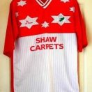 Barnsley football shirt 1989 - 1990