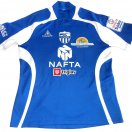 Nafta Lendava football shirt 2010 - 2011