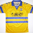 Lugano football shirt 1990 - 1991