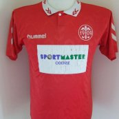 Home voetbalshirt  (unknown year)