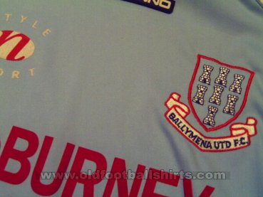 Ballymena Local Camiseta de Fútbol 2004 - 2006