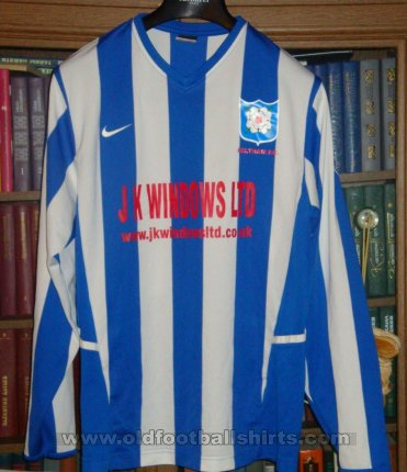 Feltham FC Home voetbalshirt  (unknown year)
