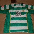 Donegal Celtic football shirt 2007 - 2008