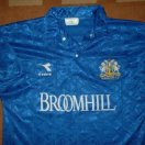 Glenavon football shirt 1995 - 1996
