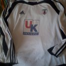 Waltham Forest FC voetbalshirt  2005 - 2006