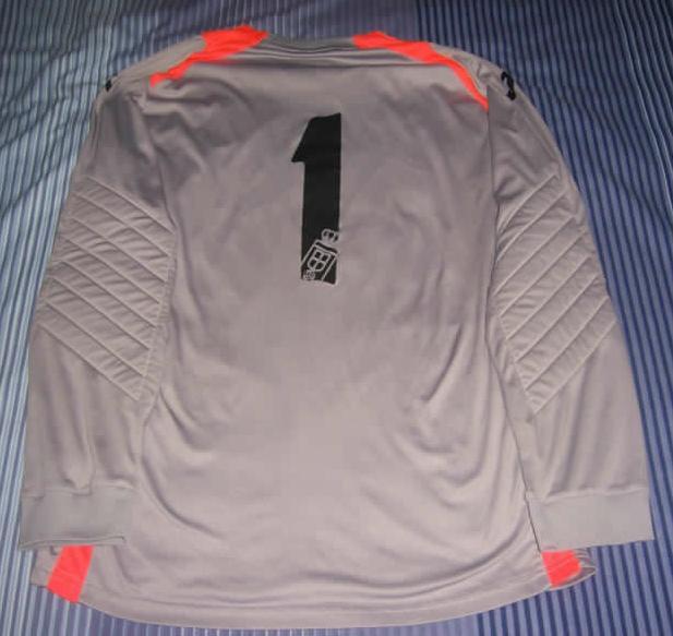 21406fe62 Real Oviedo Goalkeeper maglia di calcio 2013 - 2014.