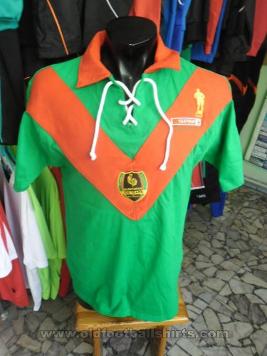 Glentoran Retro Replicas fotbollströja (unknown year)