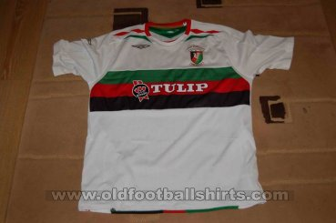Glentoran Home Maillot de foot 2007 - 2008