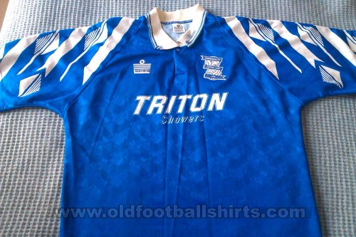 Birmingham City Home football shirt 1993 - 1994