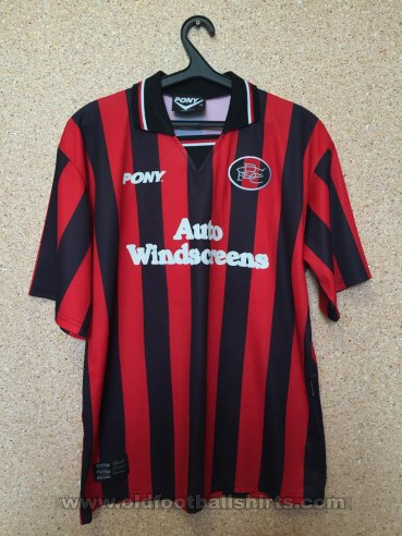 Birmingham City Away football shirt 1996 - 1997
