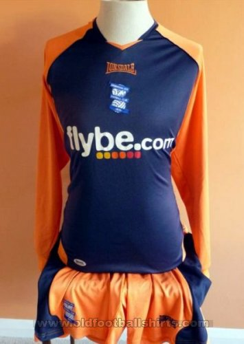 Birmingham City Away football shirt 2006