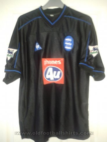Birmingham City Away football shirt 2002 - 2003