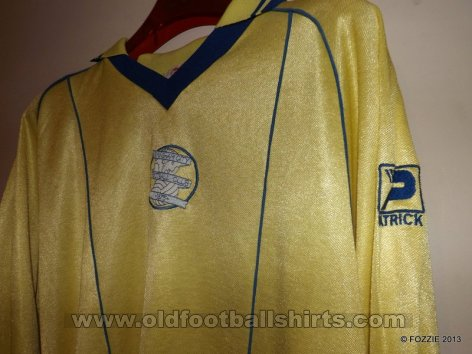 Birmingham City Third football shirt 1982 - 1983