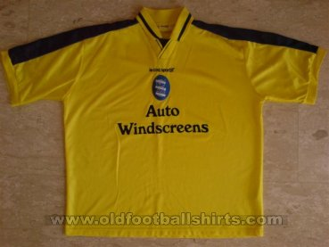 Birmingham City Away football shirt 2000 - 2001