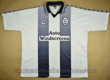 Birmingham City Away football shirt 1998 - 1999