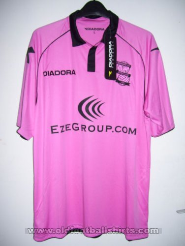 Birmingham City Third football shirt 2012 - 2013
