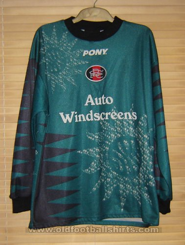 Birmingham City Goalkeeper football shirt 1995 - 1996