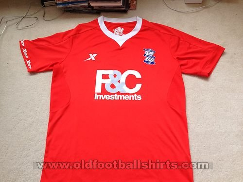 Birmingham City Third football shirt 2010 - 2011