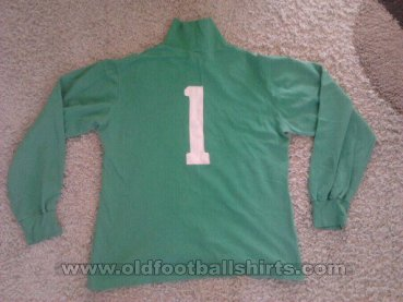 Birmingham City Goalkeeper football shirt 1980 - ?