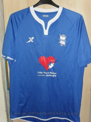 Birmingham City Special football shirt 2011 - 2012
