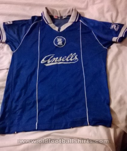 Birmingham City Home football shirt 1984 - 1985