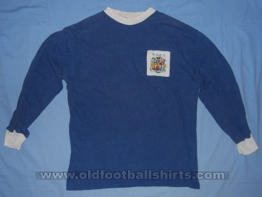 Birmingham City Retro Replicas football shirt 1961 - 1962