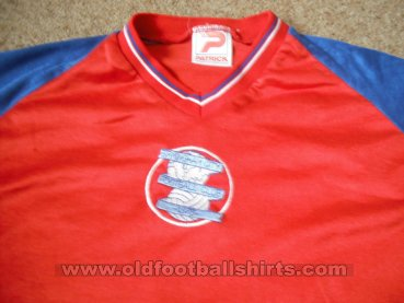 Birmingham City Away football shirt 1985 - 1986