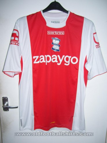 Birmingham City Away football shirt 2014 - 2015