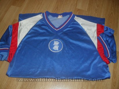 Birmingham City Home football shirt 1985 - 1986