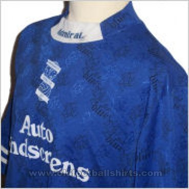 Birmingham City Home football shirt 1995 - 1996