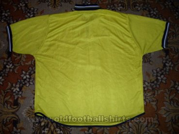 Birmingham City Away futbol forması 2001 - 2002