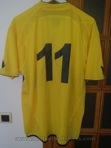 Tre Fiori Home football shirt 2009 - 2010