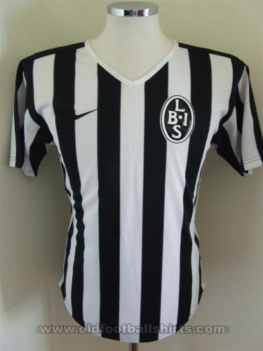 Landskrona BoIS Home football shirt 2003