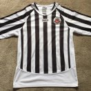 SC Young Fellows Juventus football shirt 2006 - 2007
