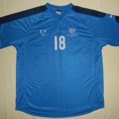 Training/Leisure football shirt 2001 - ?