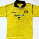 Newry City AFC football shirt 1990 - 1991