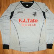 Goalkeeper football shirt (unknown year)