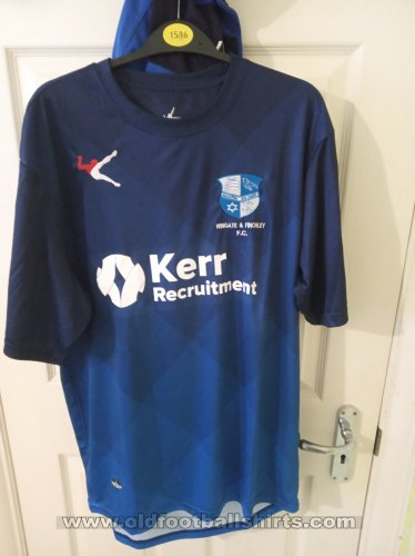Wingate & Finchley  Home football shirt 2017 - 2018